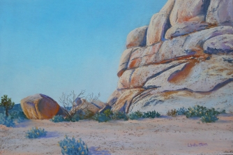 SOLD Morning Light - Joshua Tree NP