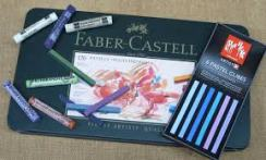 Faber Castel hard sticks