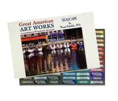 Great American Art seascape set
