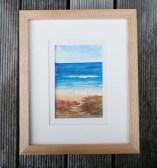 Water's Edge- watercolours