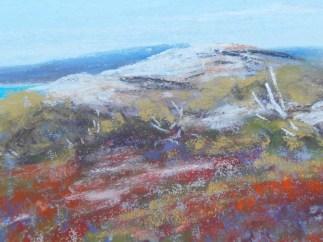 Shoreline - Pastel