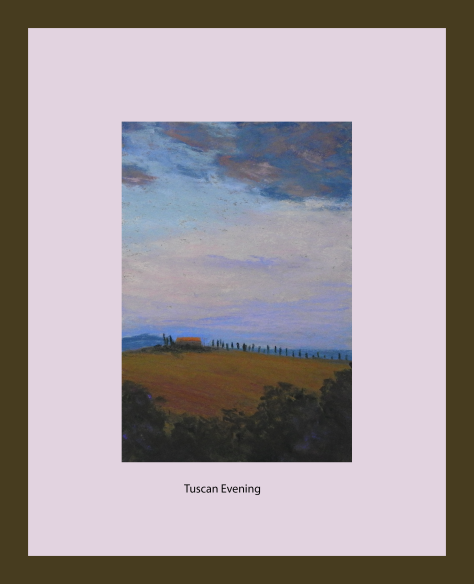 Tuscan evening 6