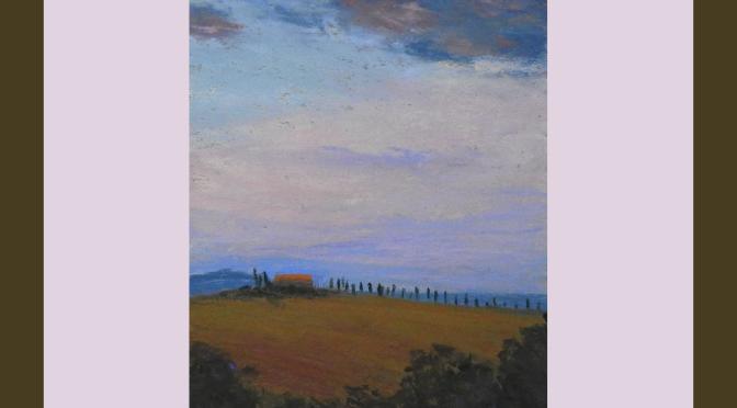 Tuscan Evening
