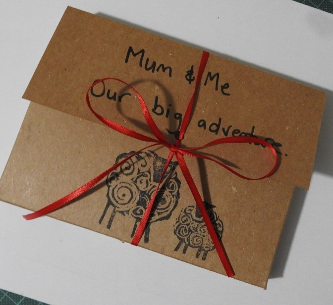 Mother's Day – handmade with love.