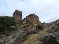 St Antioco di Bisarcio. Sardinia