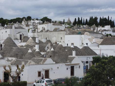 Alberobello Trulli town