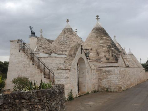 Renovated Trulli Alberobello
