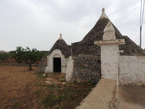 Rustic Trulli in Puglia