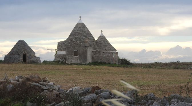 Trulli interesting.