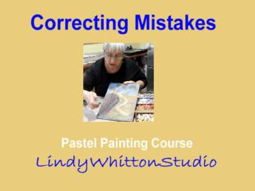 Correcting mistakes