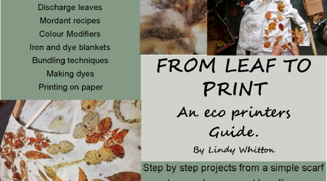 Eco printing project